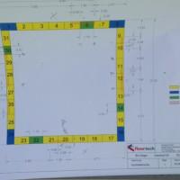 5. Tag: Baustart der Klimabodenplatte