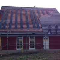 24. Tag: Dachdecken